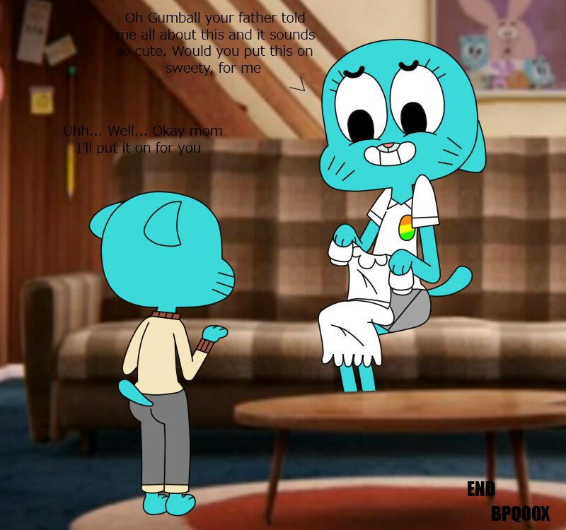 amazing gumball larry world the of Cucco lady ocarina of time