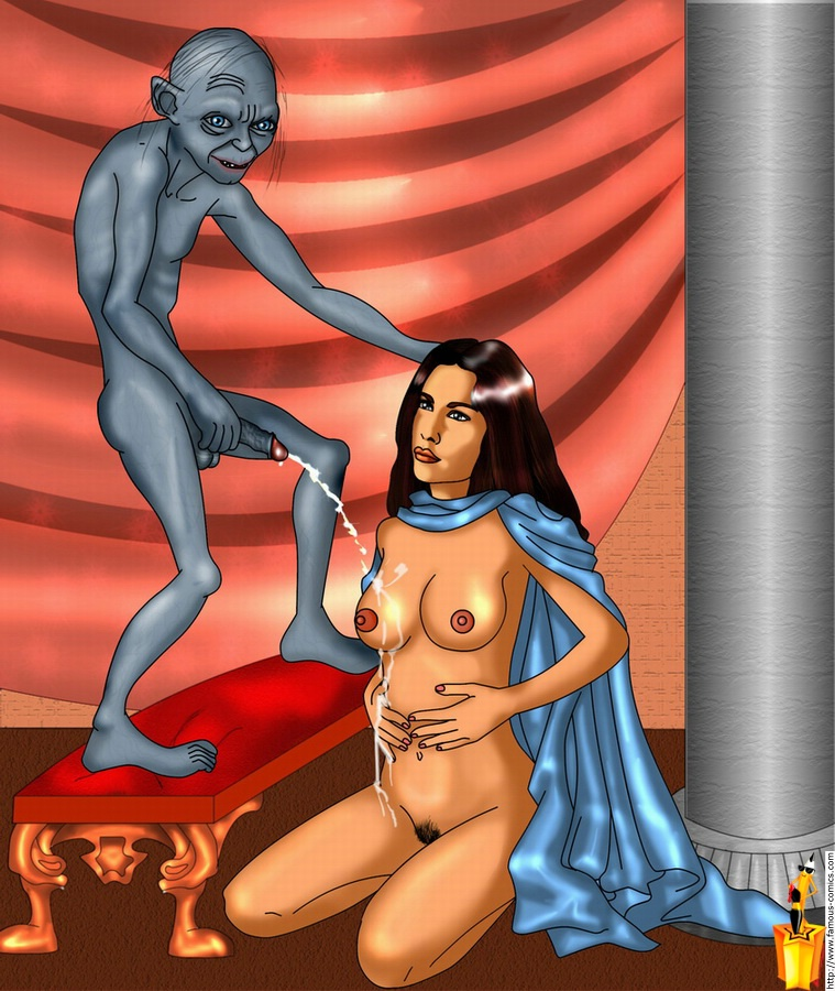 of lord female the orc rings Amazing world of gumball incest