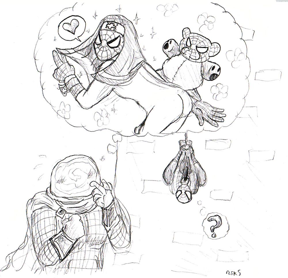 lady vermin man spider unlimited Pictures of jane the killer