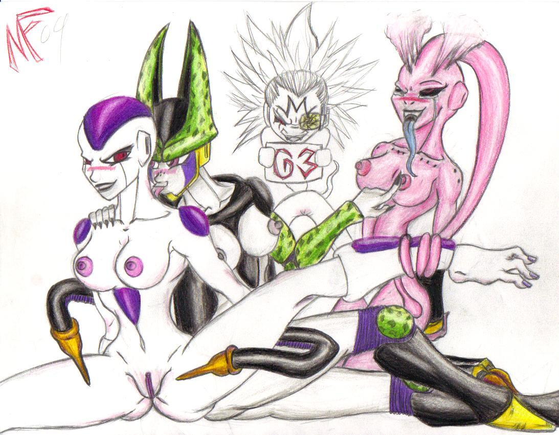 2 female ball dragon xenoverse Gundam 00 ali al-saachez