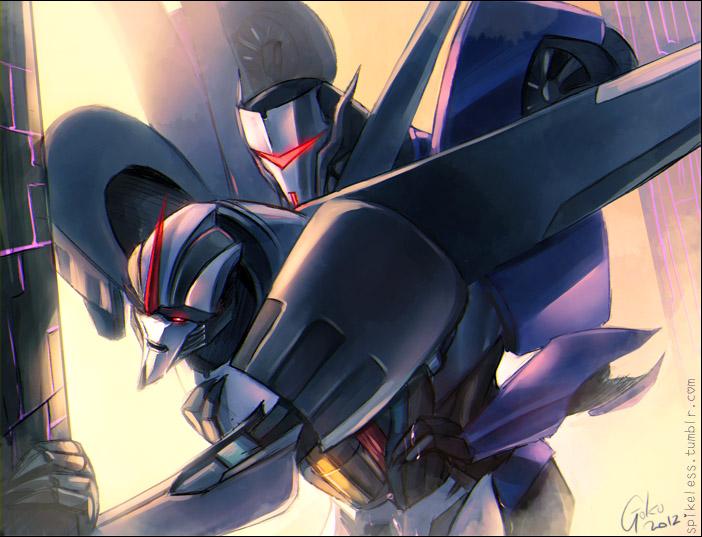 x starscream prime transformers megatron Ban from the seven deadly sins