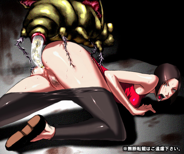 evil resident ada wong porn Highschool dxd issei and rias kiss