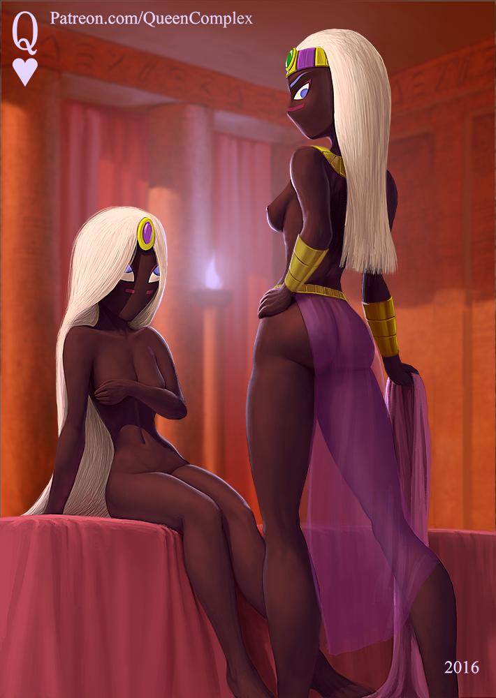queen hanasia all of saiyans Enigma musaigen no phantom world