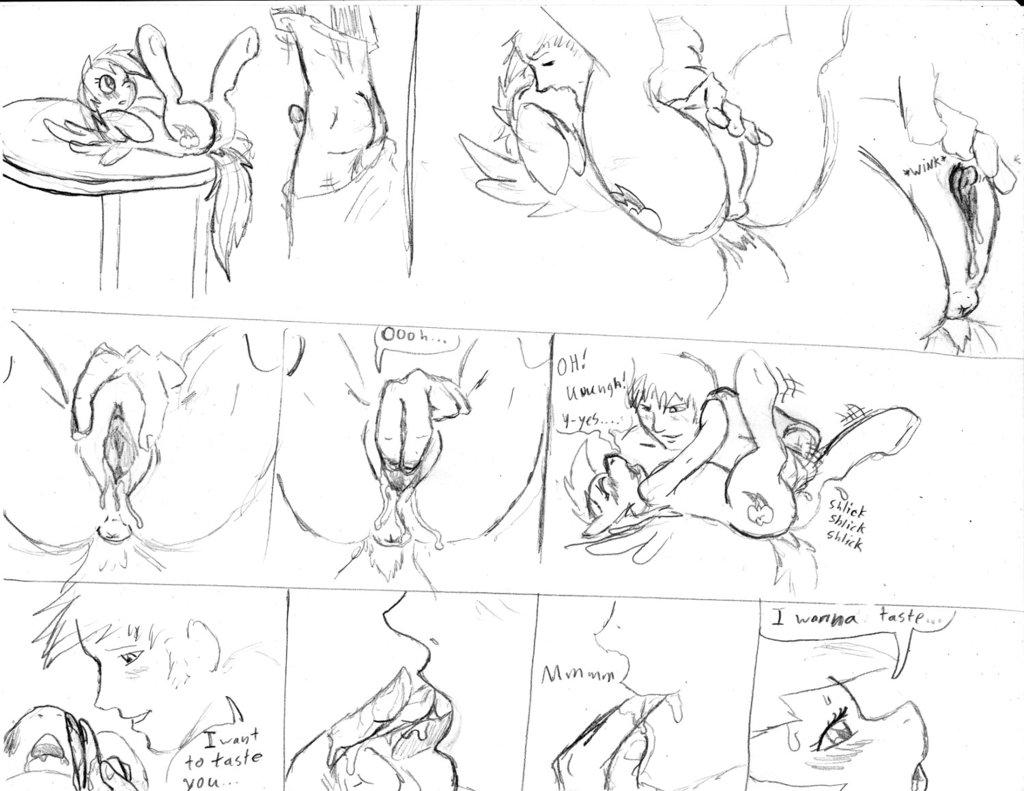 midoriya izuku black and white Boy to girl tg animation