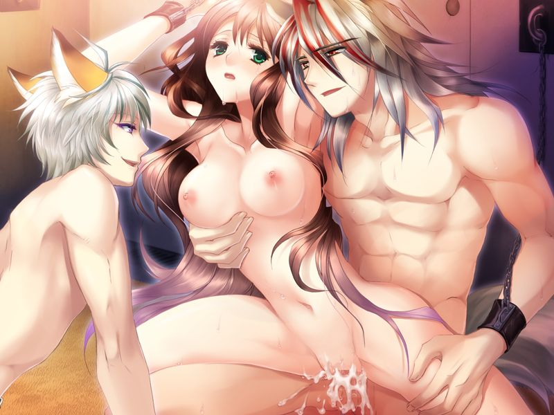 no to okami-san shichinin nakama-tachi Morgana persona 5 human form