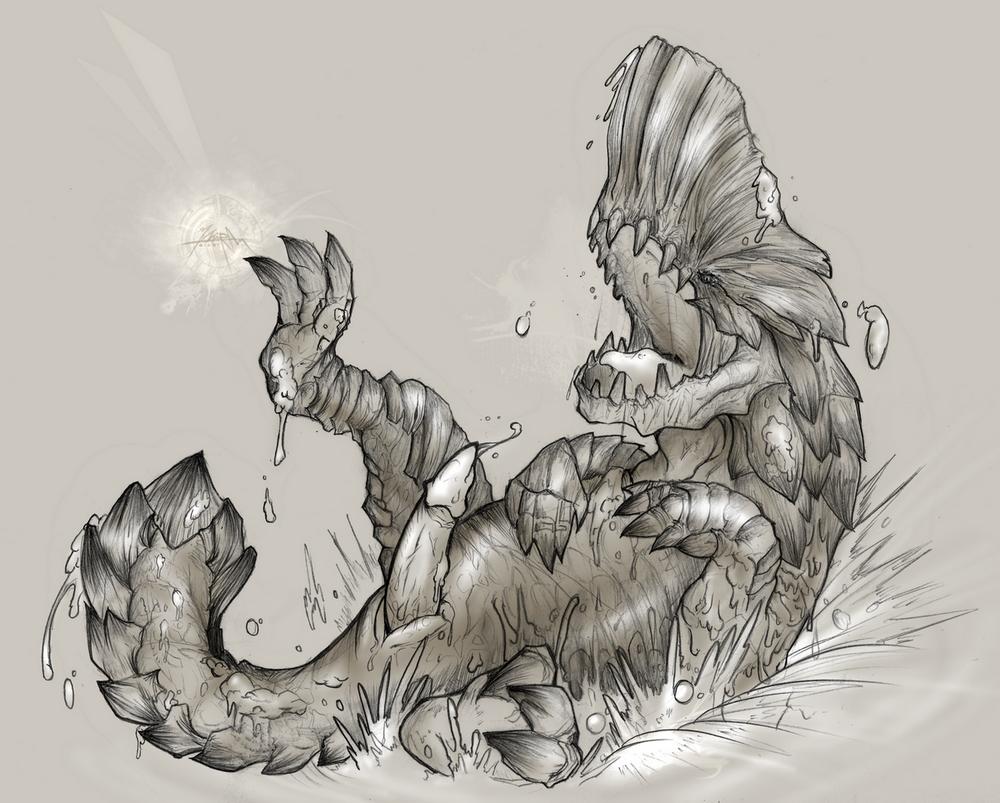 monster hunter world Divinity 2 original sin butter