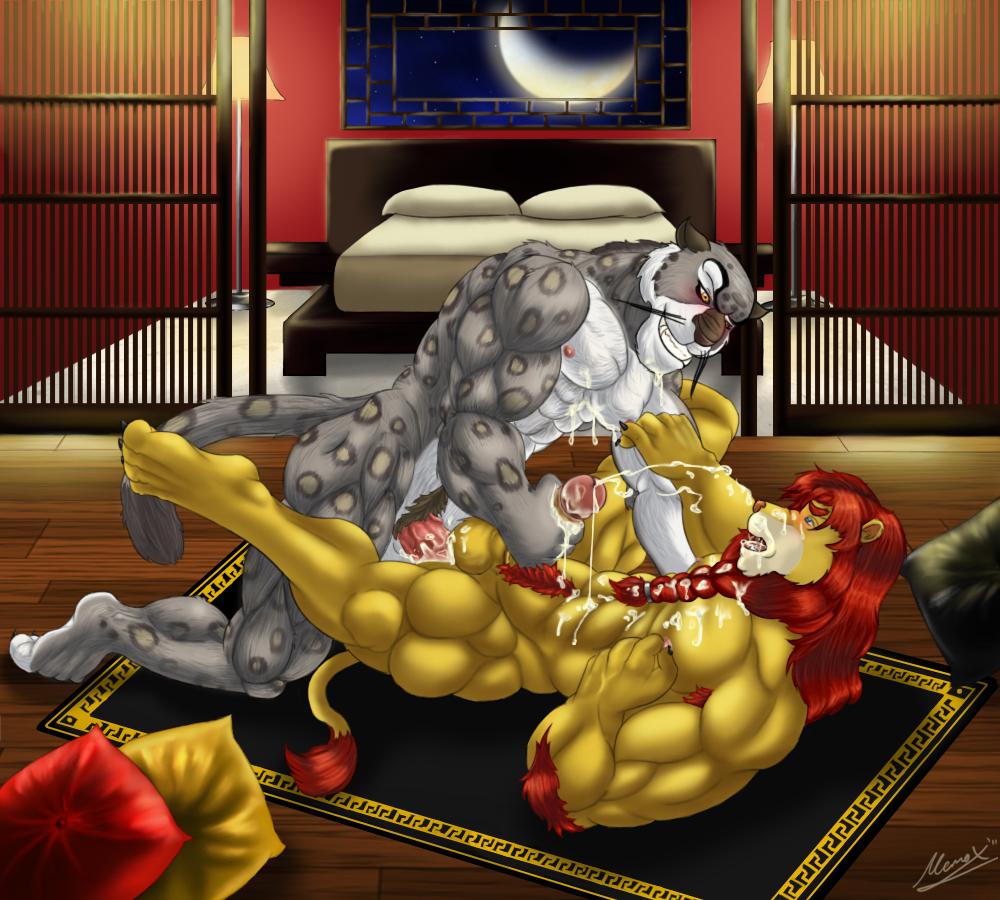 tigress po kung and panda fu sex Tifas shaking ass