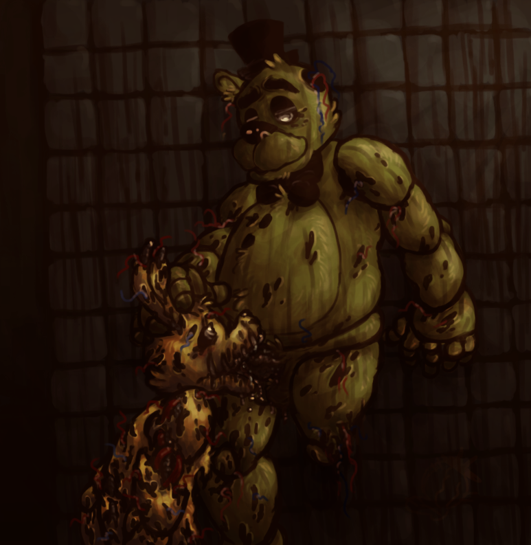 golden freddy nights five anime at Chrono trigger how to get frog