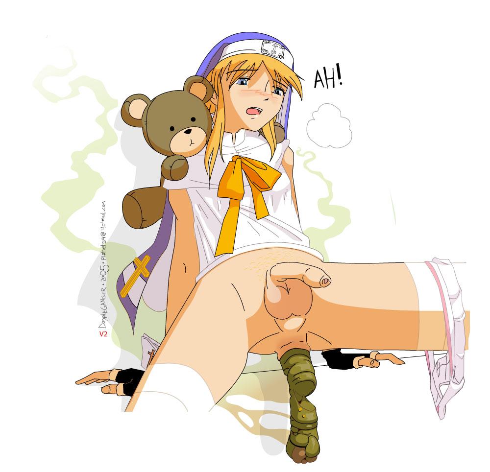 bear teddy kiss x sis Strike the blood kanon kanase