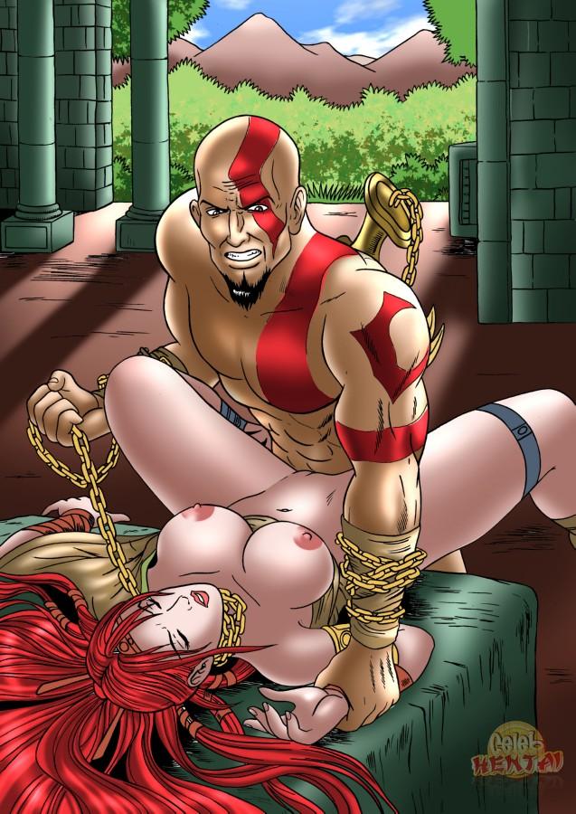 of princess god poseidon war Demi-chan wa kataritai,