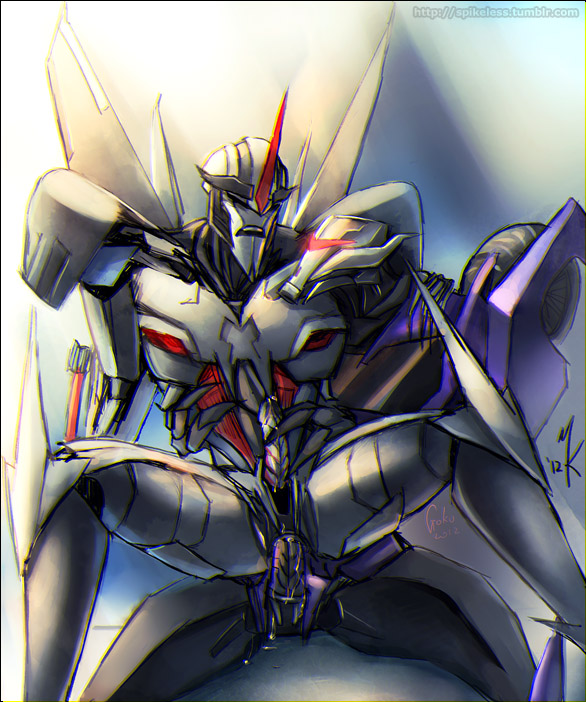 transformers x megatron starscream prime Mahou-shoujo-isuka