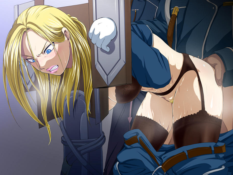 olivier mira armstrong alchemist fullmetal Cave story what is balrog
