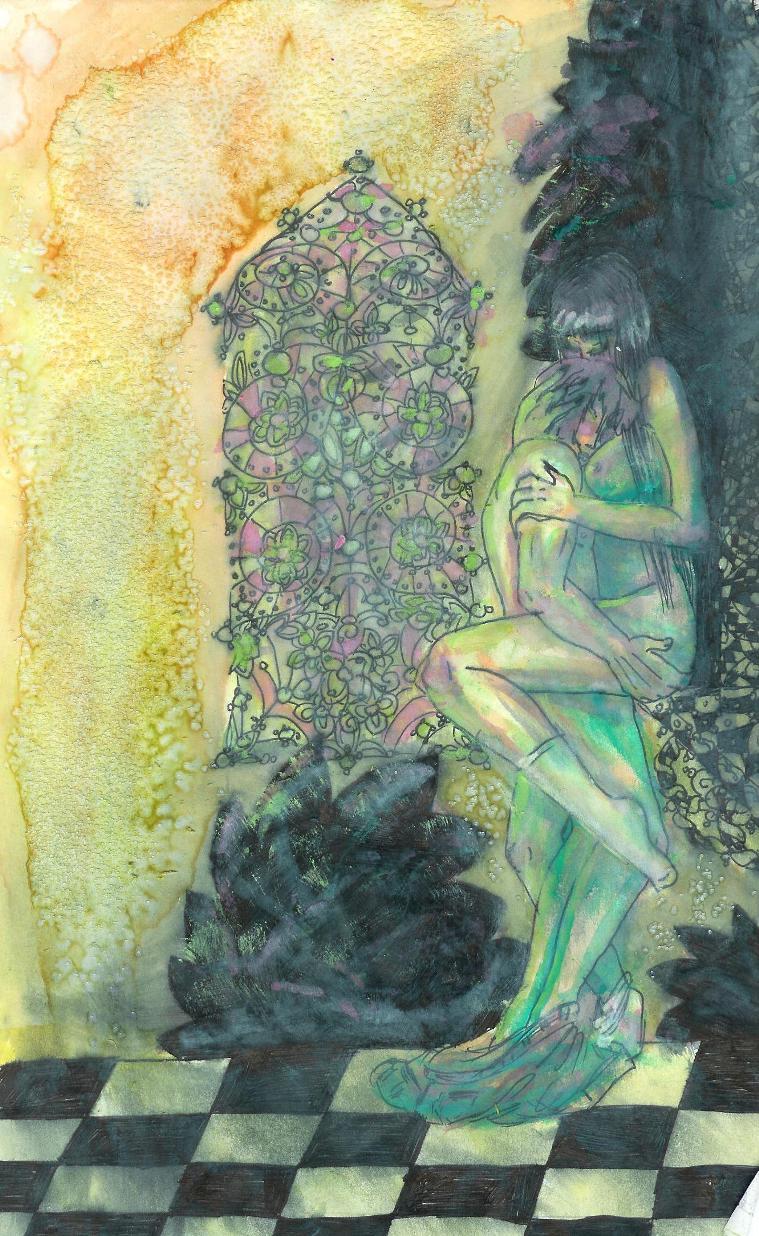 mai avatar: last airbender the Darling in the franxx manga nudity