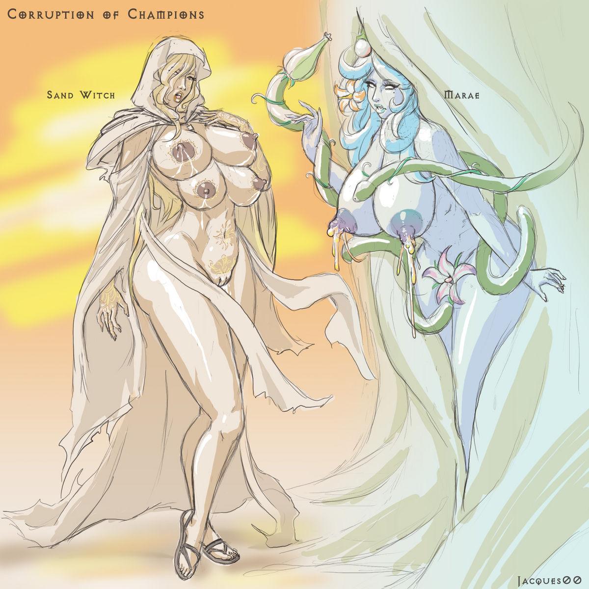 corruption amily of champions wiki Life is strange chloe nude