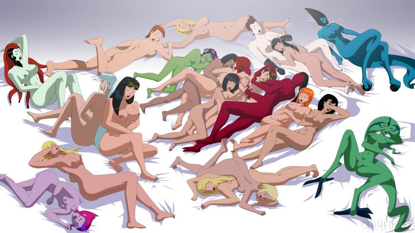 ben 10 nude omniverse gwen Conker's bad fur day nude