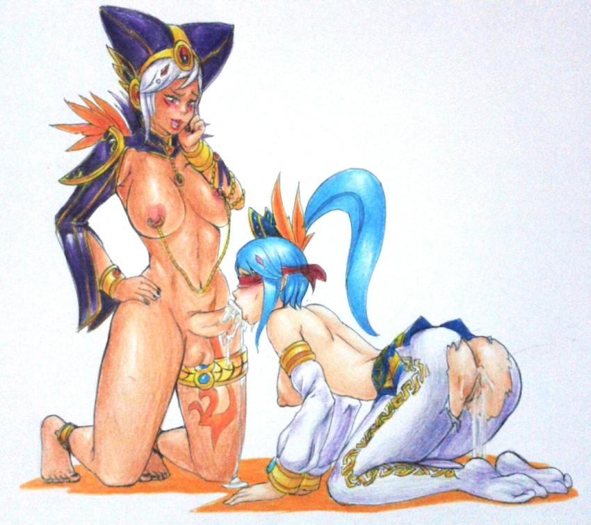 legend zelda of cia Taihou (azur lane)