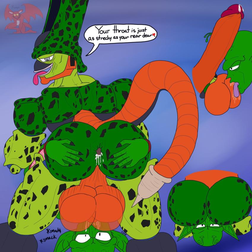 pics dragon xxx z ball Predator and prey porn comic