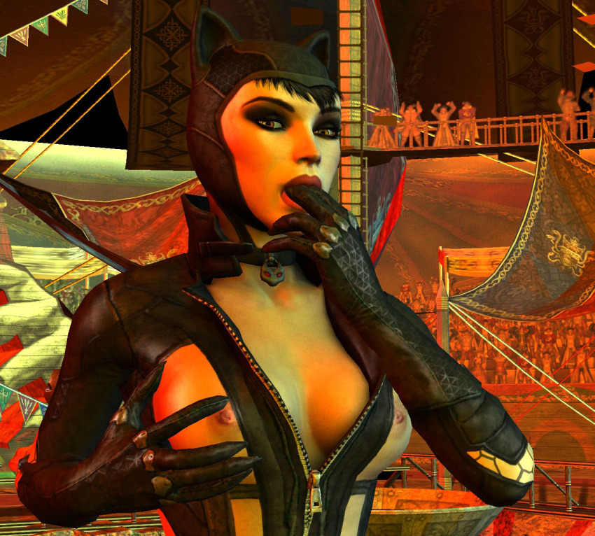 catwoman get in how to batman city arkham How old is dawn from pokemon