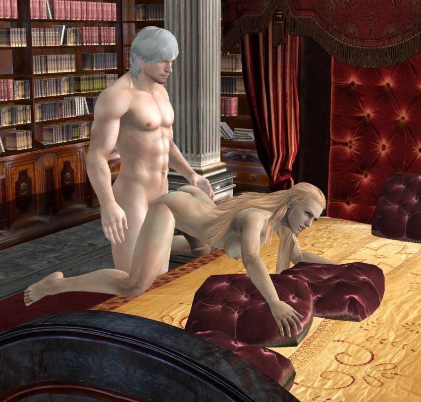 devil may trish nude cry Hey hey people sseth here