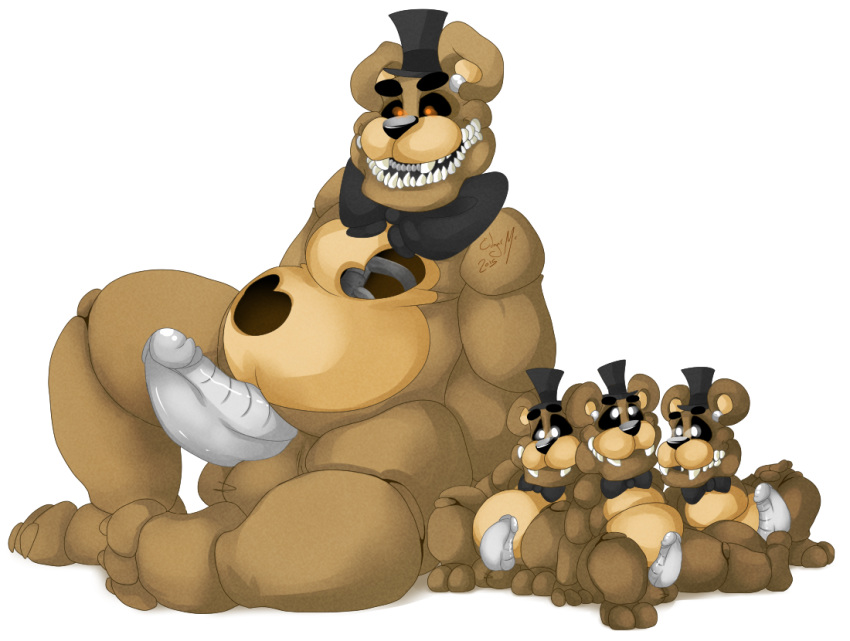 anime five nights freddy's pictures at Pictures of the five nights at freddy's characters
