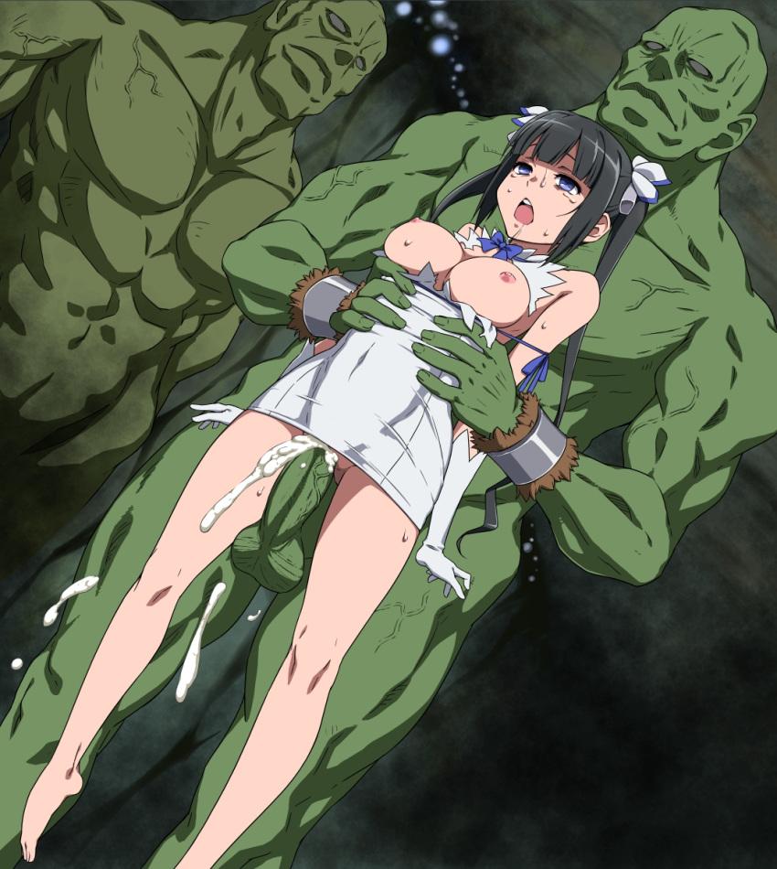 darou ka motomeru deai ni wo no wa dungeon machiagatteiru Dragon ball z towa hentai