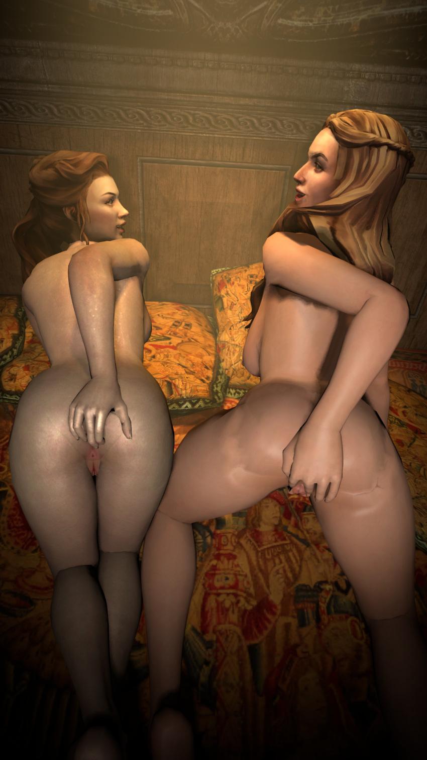nude of thrones ygritte game Angel dust hazbin hotel fanart