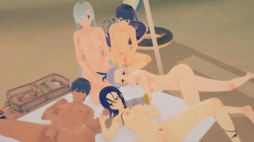 sins nude elizabeth deadly seven Fubuki from one punch man