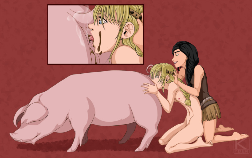 to luma rosalina and how draw Girl gets raped by horse