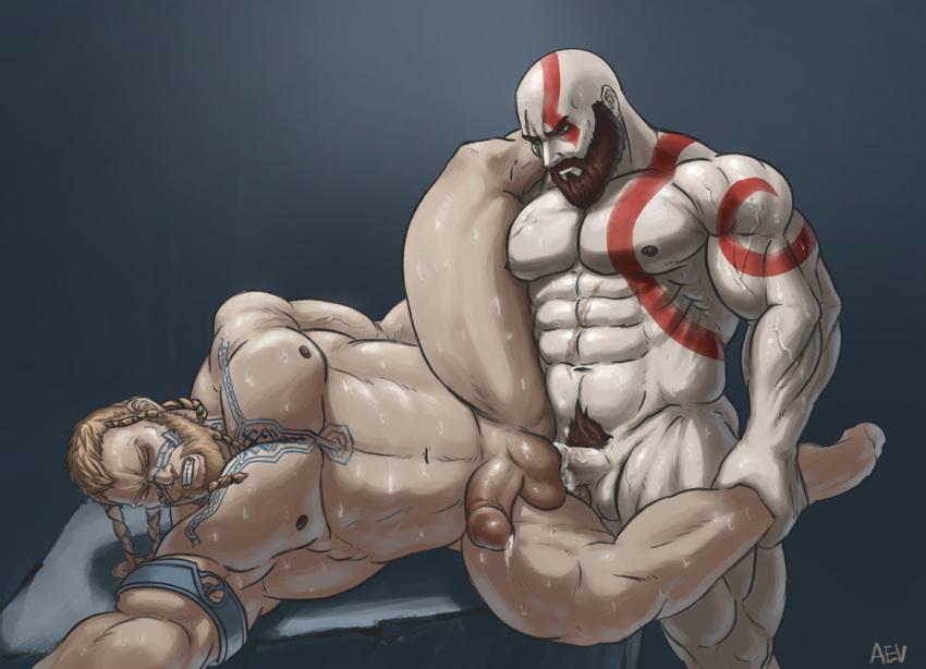 of war 3 sex god Maku_(l-u)