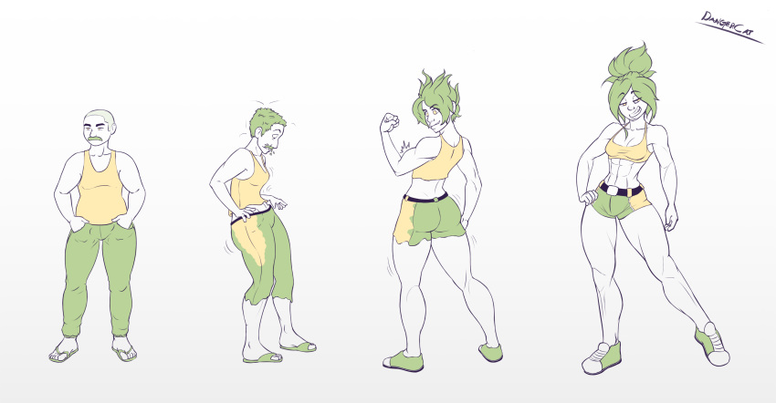 porn to comic transformation male female That time i got reincarnated as a slime goblin girl