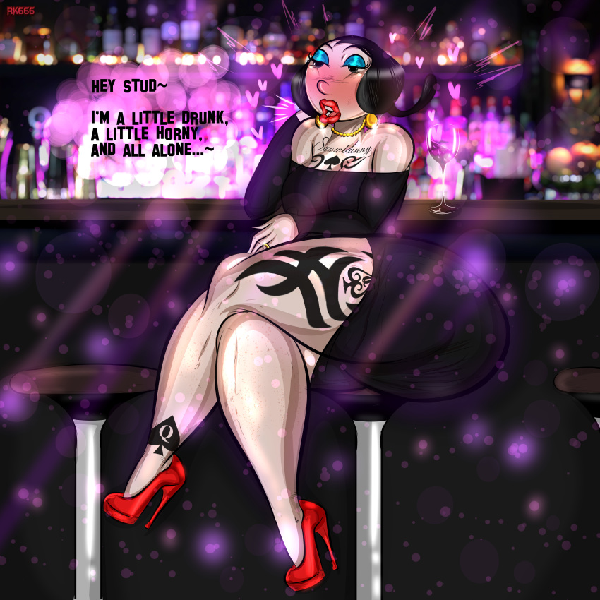 queen black puddle of the the Night shift nurse yagami yuu