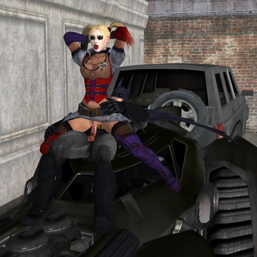 how get arkham city in to catwoman batman Dakara boku wa, h ga dekinai.