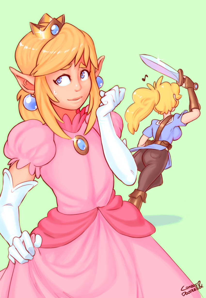 princess city peach donk new Blade bearer and cannoneer code vein
