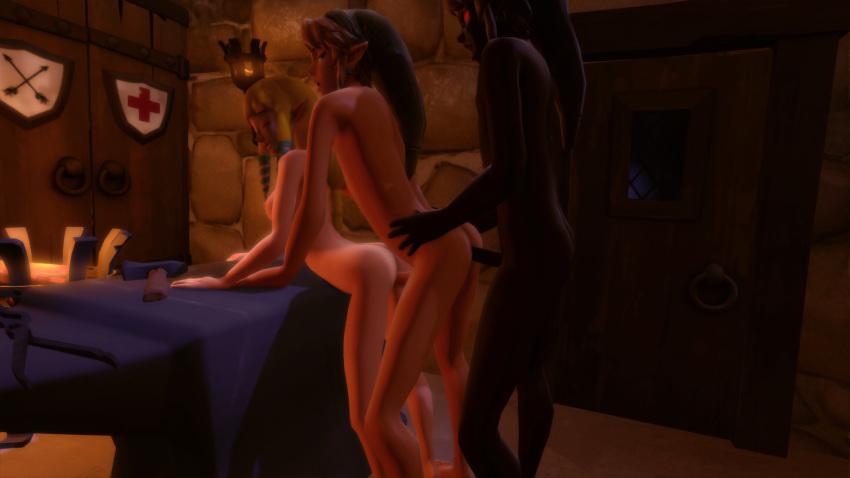 sword legend the zelda skyward porn of Wooser's hand-to-mouth life