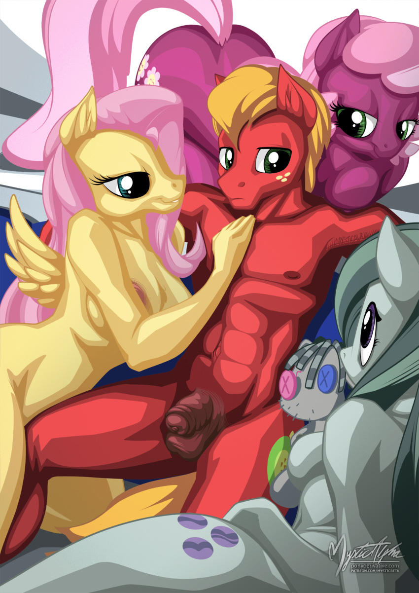 little pony feather bangs my Pri pri chii-chan