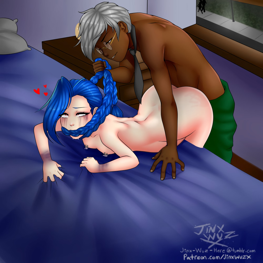 of hentai jinx league legends Natsu and happy fairy tail