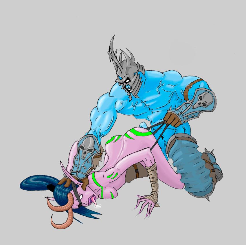 porn cartoon of warcraft world Dungeon fighter online nude mod