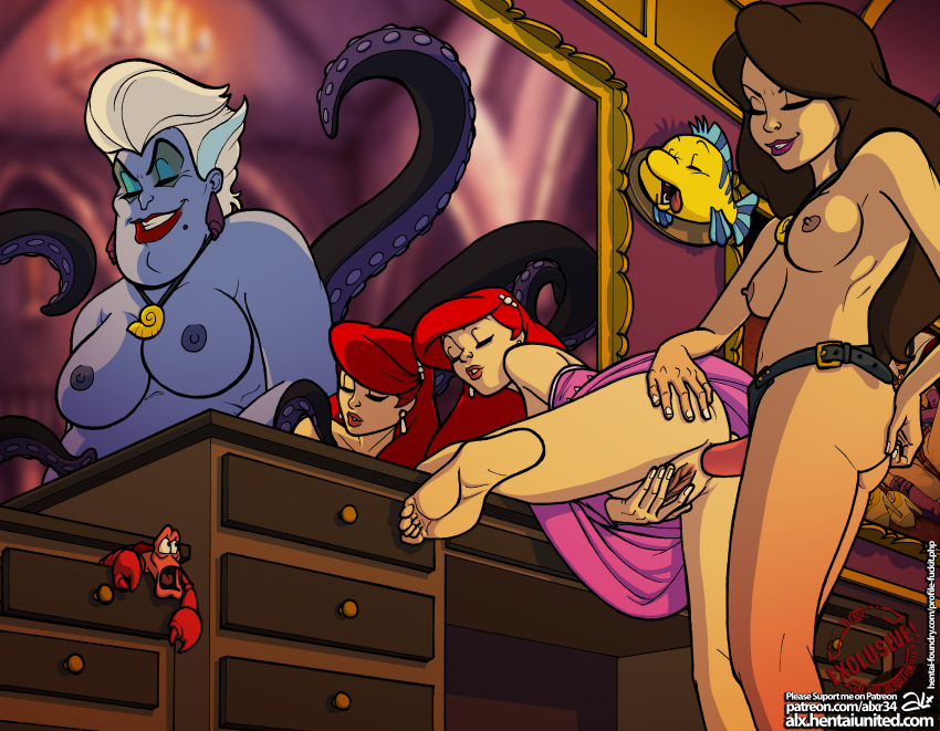 porn little the melody mermaid Trials in tainted space probes