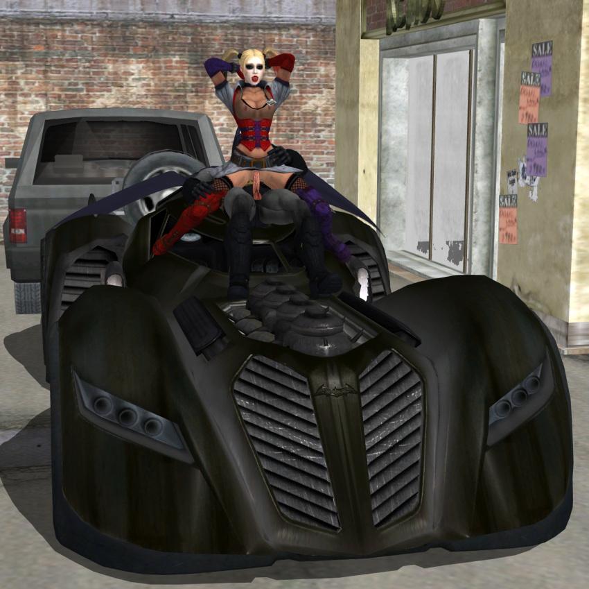 batman arkham how city get catwoman to in Nekura shounen no fukushuu harem choukyou keikaku