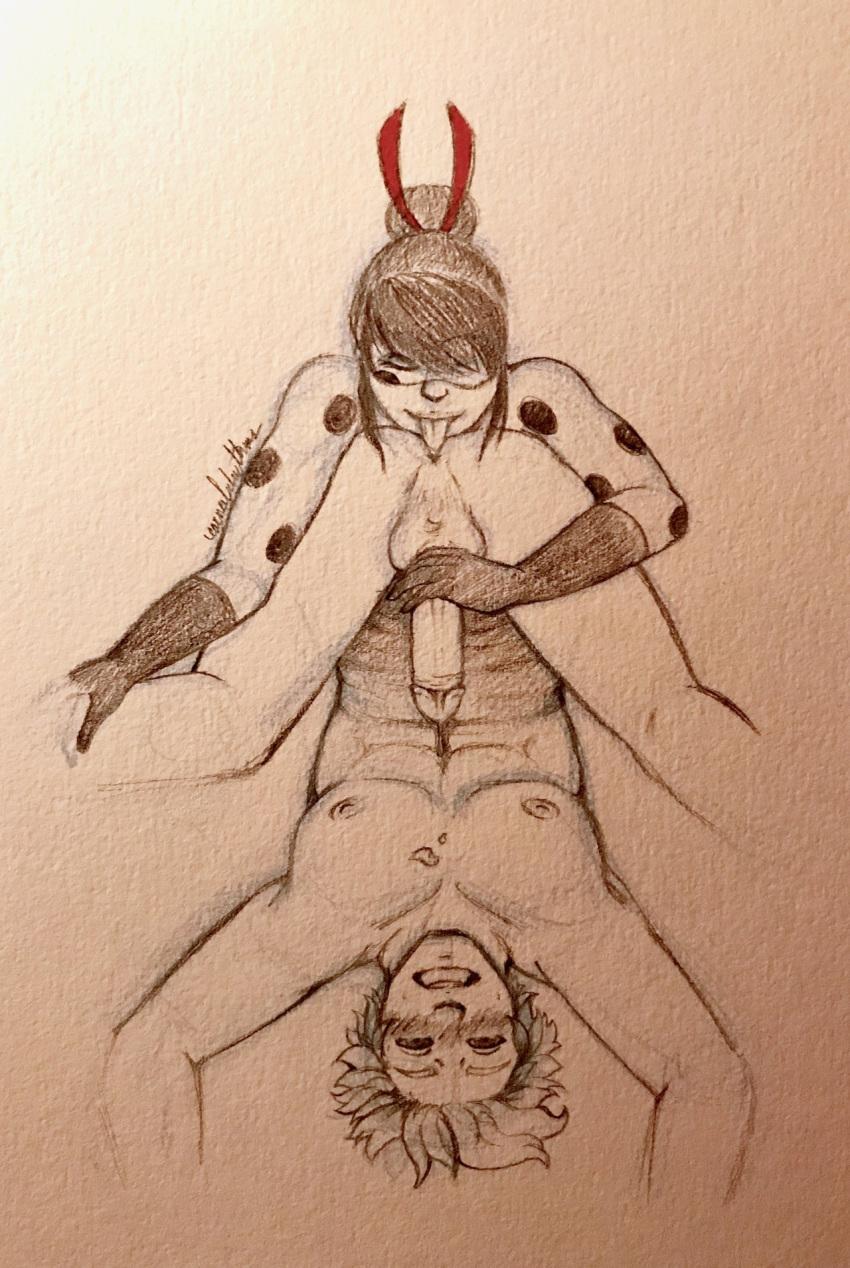 cat nude and noir ladybug Fire emblem fates elise age