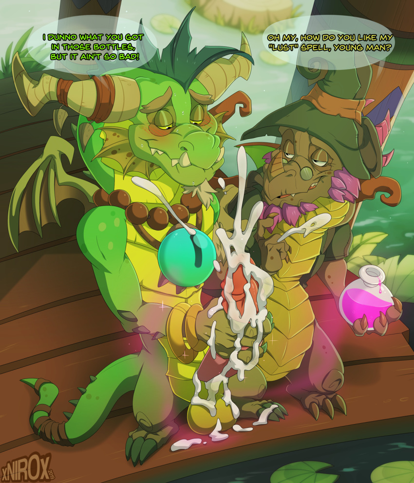 year of bianca spyro dragon the Male to female transformation comic