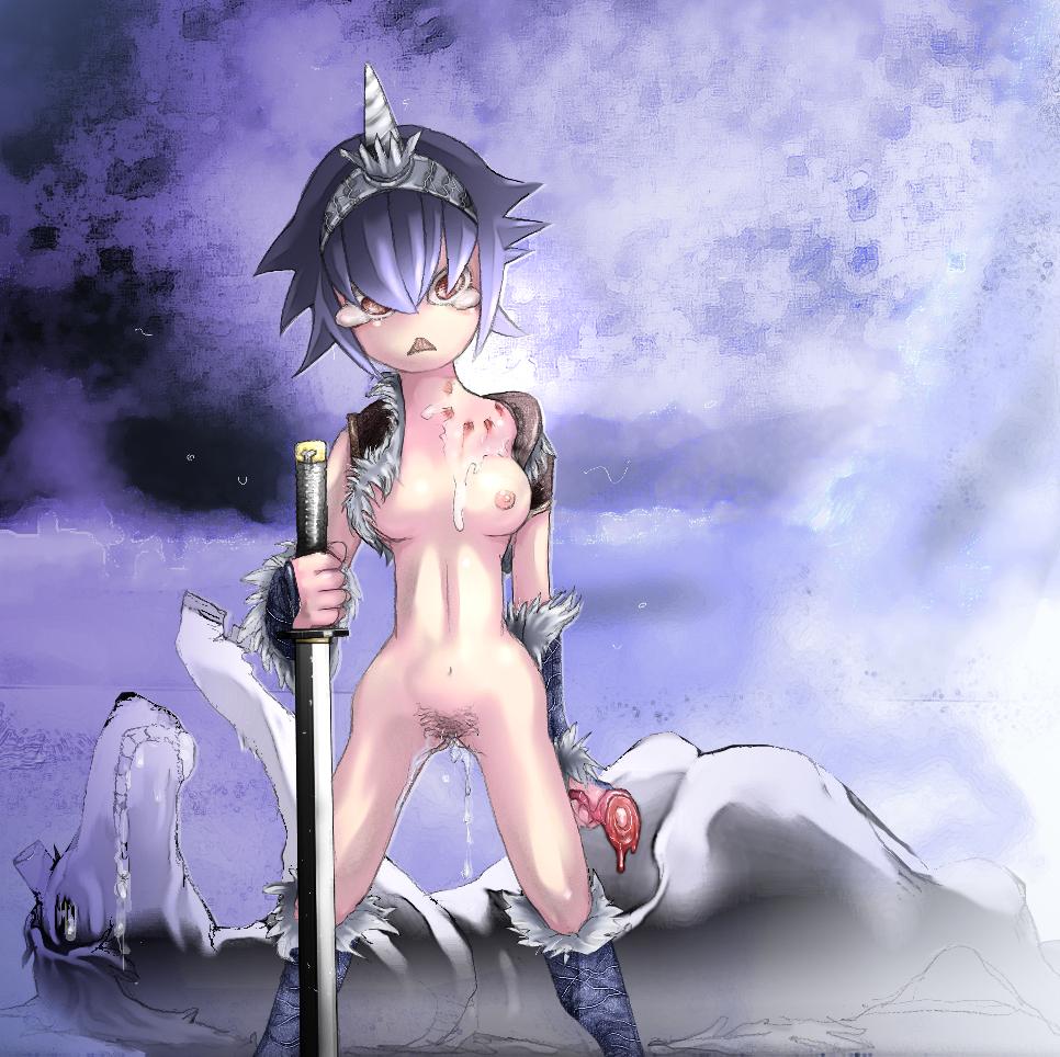 hunter monster world Gaki_ni_modotte_yarinaoshi