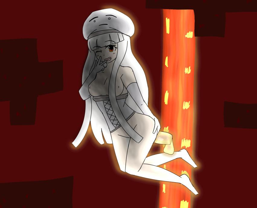 talker creeper minecraft mob charged Ao_no_kanata_no_four_rhythm