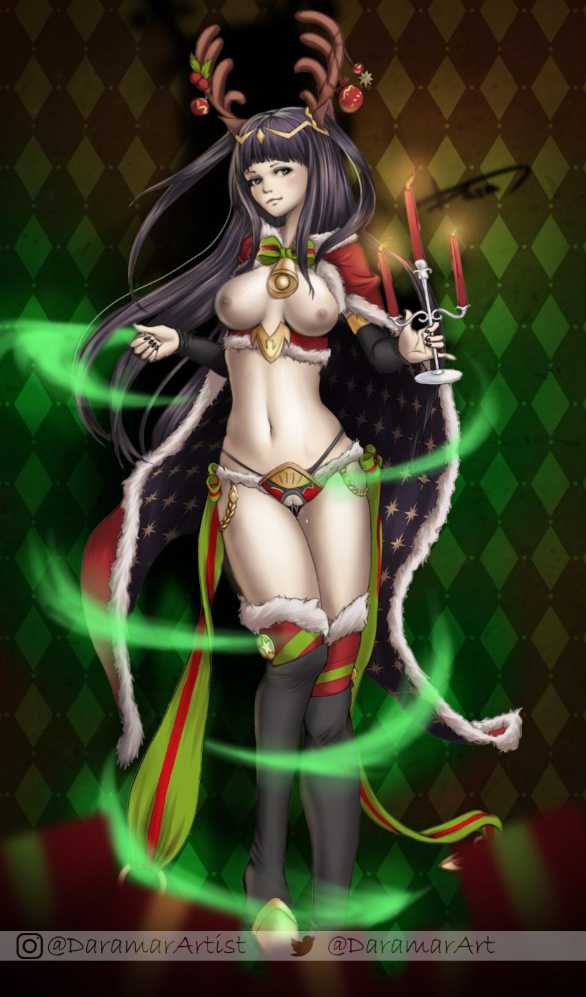 emblem tharja fire Queen's blade luna luna cosplay